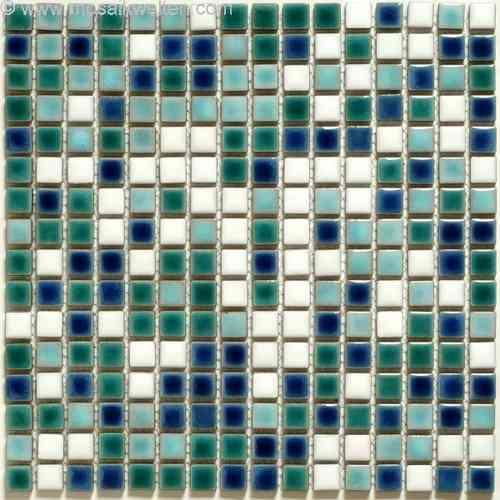 Mosaikfliesen blau glasmosaik keramikmosaik naturstein crystal - Crystal mosaik fliesen ...
