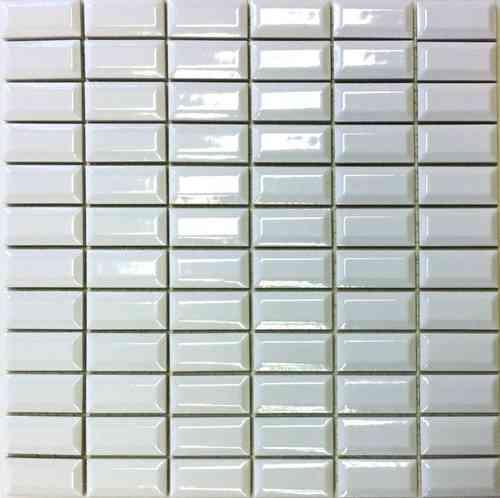 Sehr Gut Keramikmosaik Fliesen 48x48 | Rechteckmosaik | Mosaikfliesen24 DH63