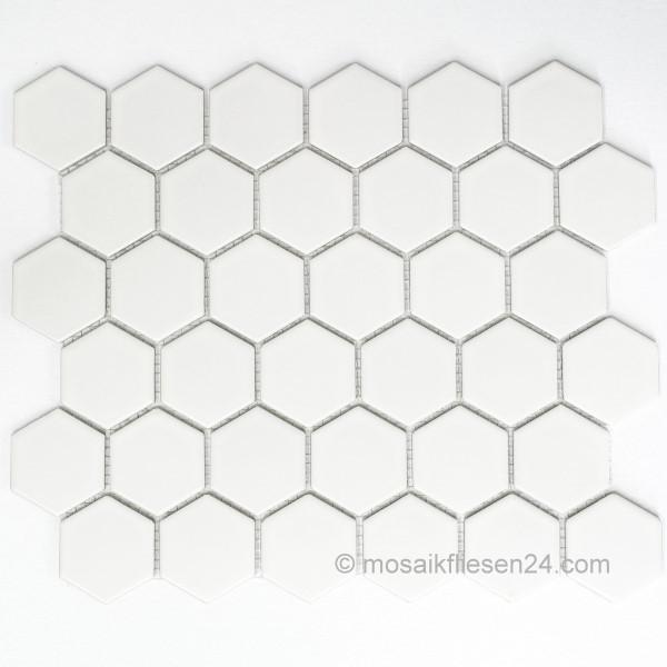 Hexagon mosaikfliesen sechseck mosaik retro mosaik fliesen - Fliesen hexagon ...