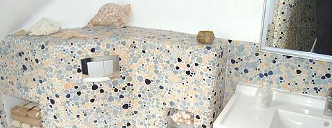 kieselmosaik keramik flusskiesel natur shop mosaikfliesen 24. Black Bedroom Furniture Sets. Home Design Ideas