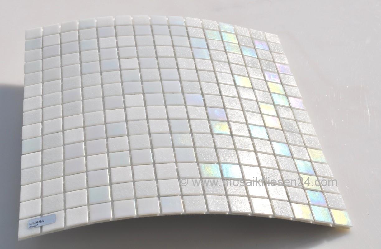 mosaikfliesen weiss glasmosaik keramik naturstein mosaik fliesen. Black Bedroom Furniture Sets. Home Design Ideas