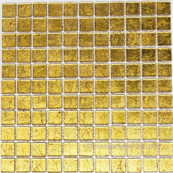 GroBartig 1 Karton Crystalmosaik 23 Gold