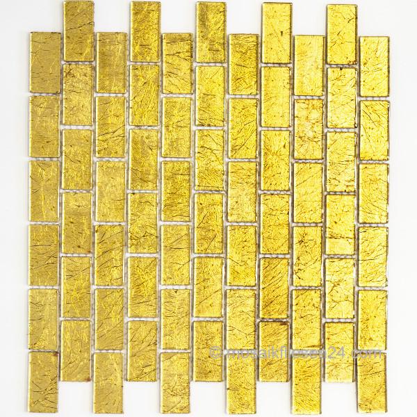 mosaik fliesen gold fabulous with mosaik fliesen gold. Black Bedroom Furniture Sets. Home Design Ideas