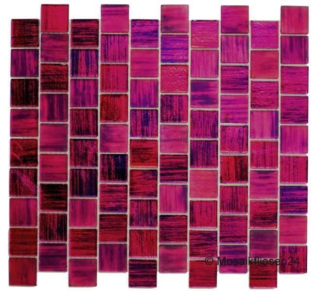 Mosaikfliesen Rose Glasmosaik Keramik Naturstein Mosaik Fliesen