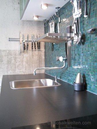 Mosaikfliesen verlegt in Bad Küche Wellness | die Kundengalerie